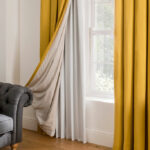 Amazing Ideas to Hang Blackout Curtains Without Drilling?
